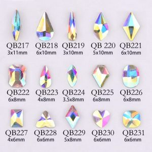 Crystals Nail Diamond Stone (20 pcs)