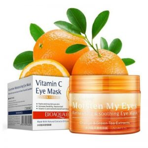 BioAqua Orange Moisturizing Vitamin C Eye Mask