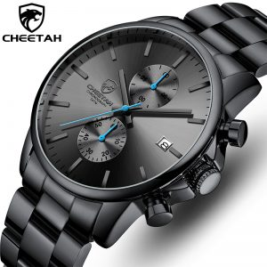 Men's Warterproof Luxury Sports CHEETAH Watch