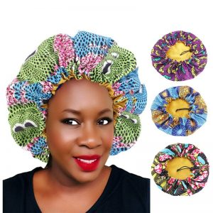 Sleep Bonnet Head Cover