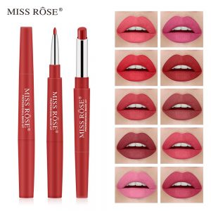 Lipstick Waterproof Lip Liner Matte Set