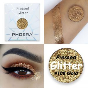 Glitter Eye Shadow Pallets (12 Colors)