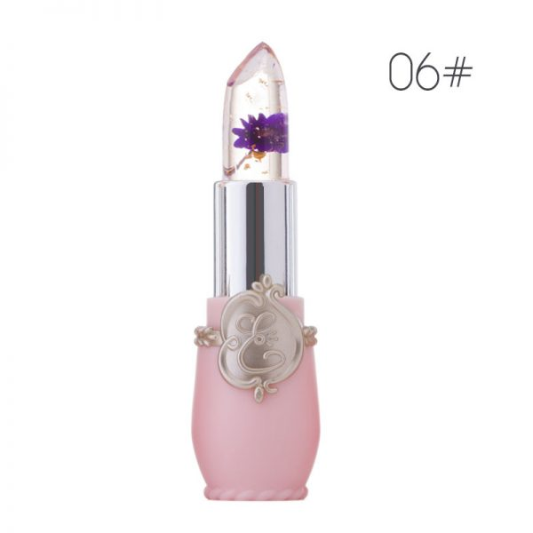 Long-Lasting Moisturizer Jelly Flower Lipstick