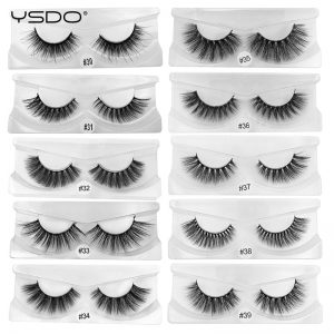 Mink Eye Lashes (30 Pairs)