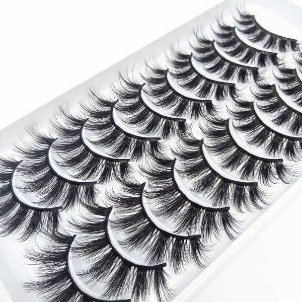 Hand Made Mink Eyelashes