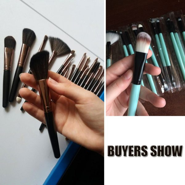 Makeup Brushes (Set)