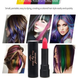 Multi-Colour Disposable Hair Dye Pen